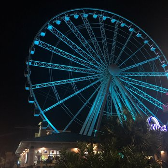Photo Of Myrtle Beach Skywheel Sc United States Love The
