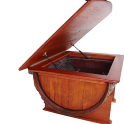 Photo Of Cedarstone Ranch Wine Barrel Furniture U0026 Art   Georgetown, TX,  United States ...