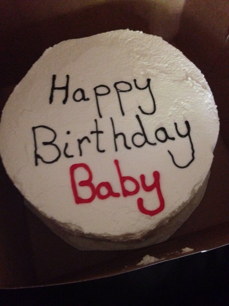 This Is A Happy Birthday Cake For My Husband How Sad Is This For