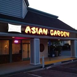 Asian garden grass valley