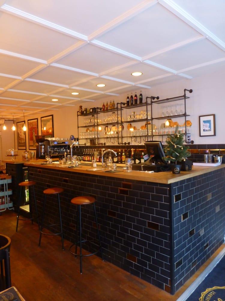 le vintage american bistro restaurant am ricain traditionnel saint georges toulouse. Black Bedroom Furniture Sets. Home Design Ideas
