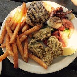 Charlotte Plummer Seafare Restaurant