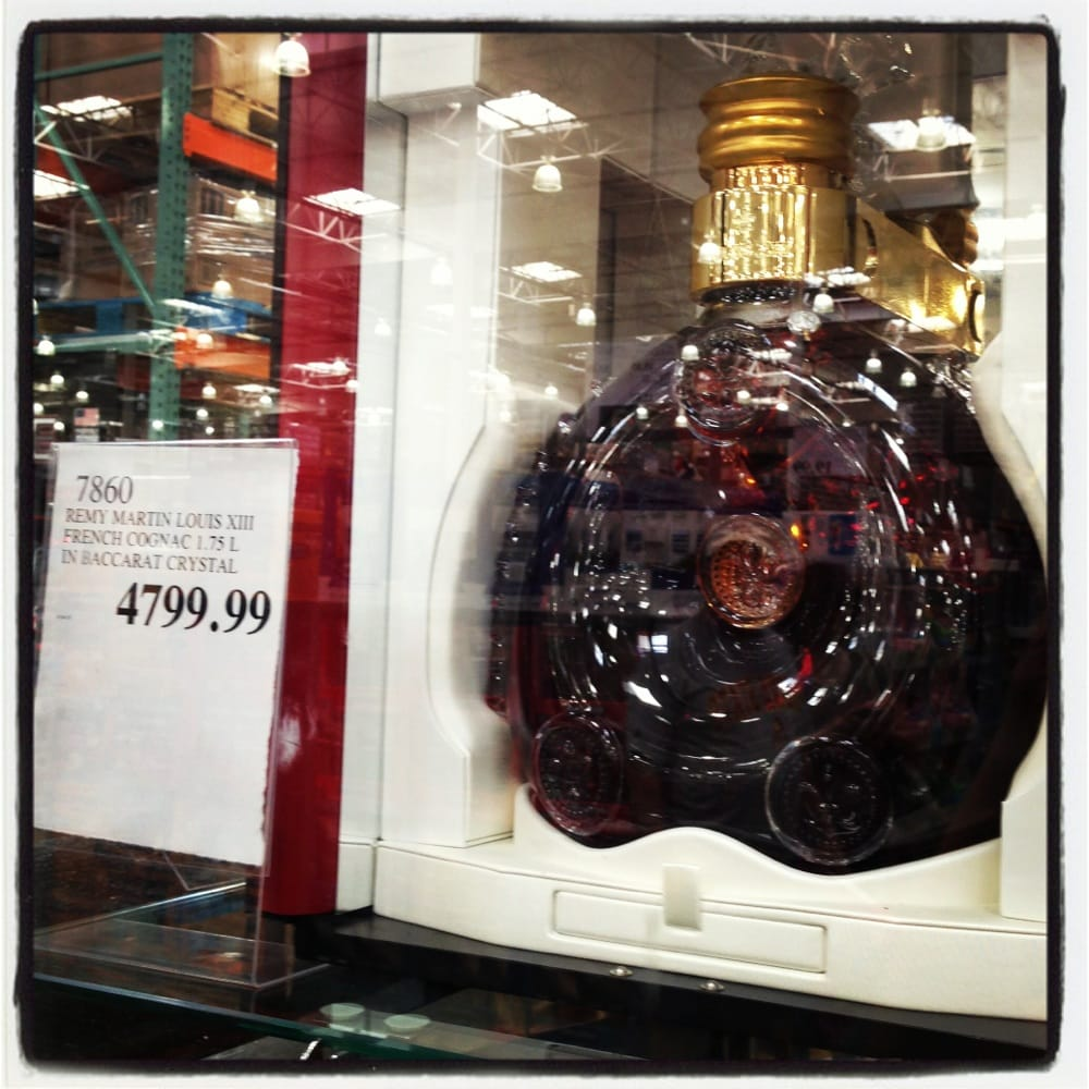 french cognac that pretty spendy it ll only put you back about