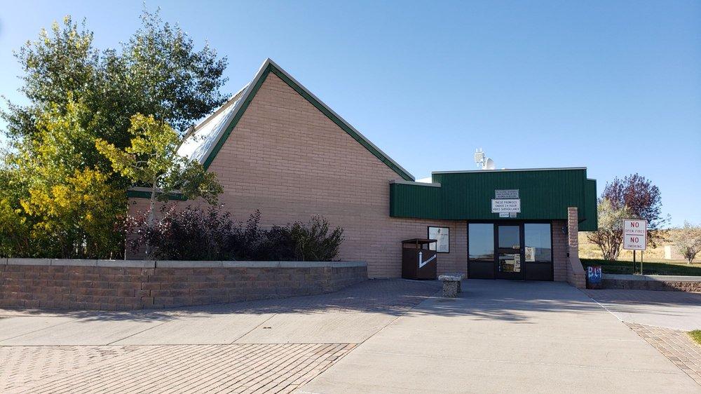 Lyman Rest Area: County Rd 231, Lyman, WY
