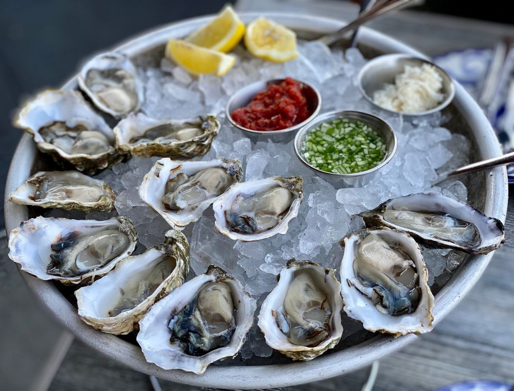 Forthright Oyster Bar & Kitchen