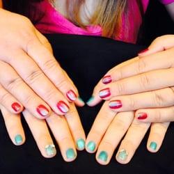 Photo Of Nails By Cindi J Escondido Ca United States Mom Daughter