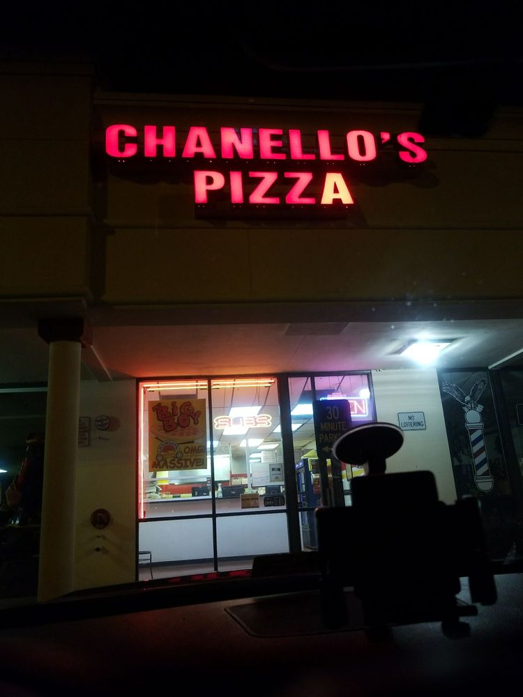 Chanello S Pizza Virginia Beach Va