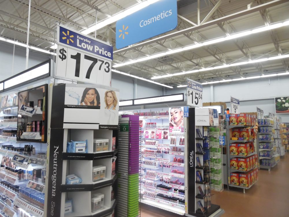 Walmart  Supercenter: 2321 Charles St, Anderson, IN
