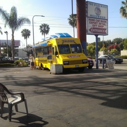El Gallito Food Truck Los Angeles Santa Monica Blvd