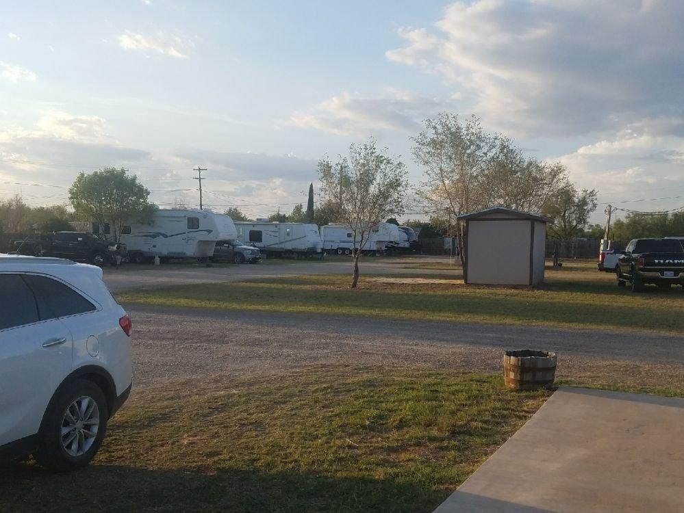 Colorado city rv park: 748 Concho St, Colorado, TX