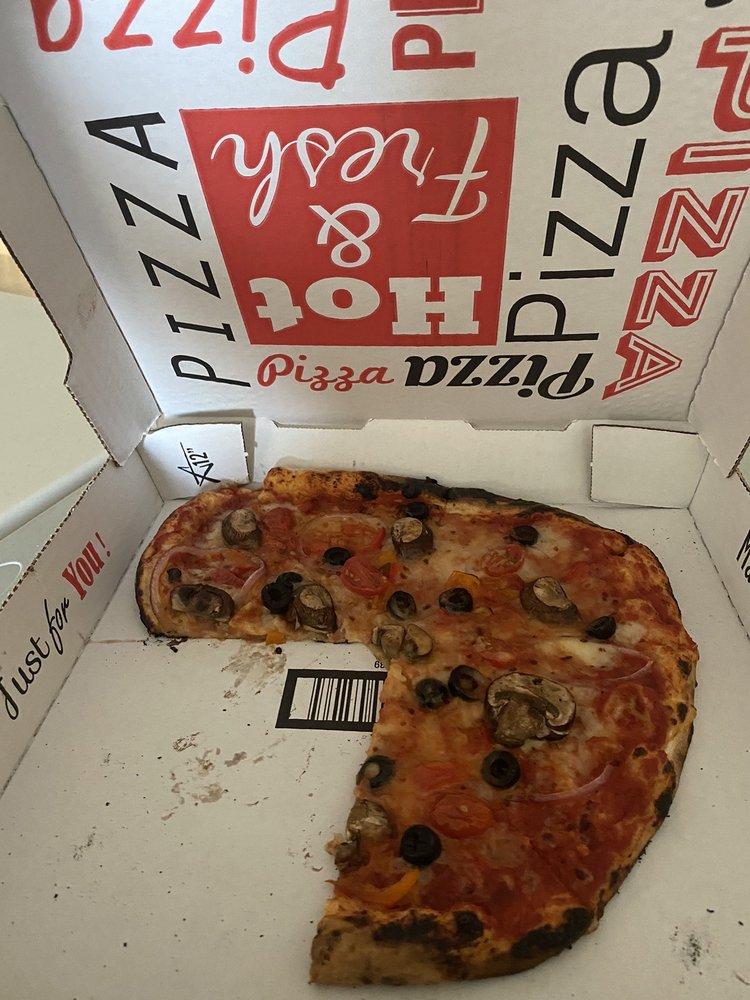 Nates Pizzeria: 282 Industrial Blvd, Leesburg, AL