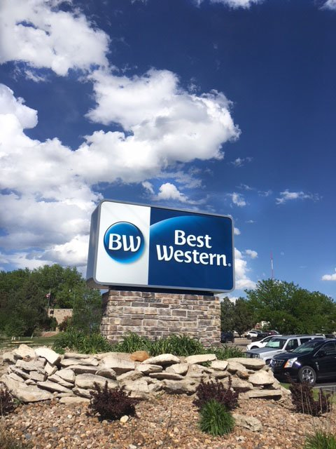 Best Western Sundowner: 125 Overland Trl, Sterling, CO