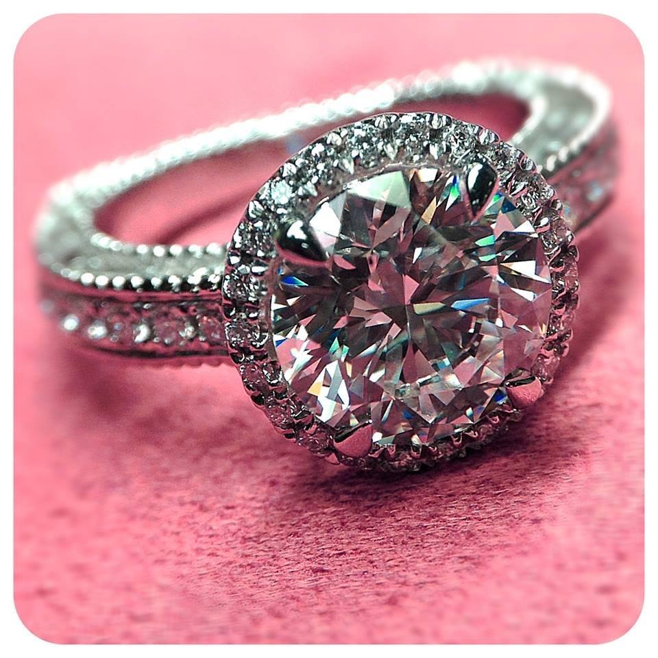 Verragio Engagement Ring - Yelp