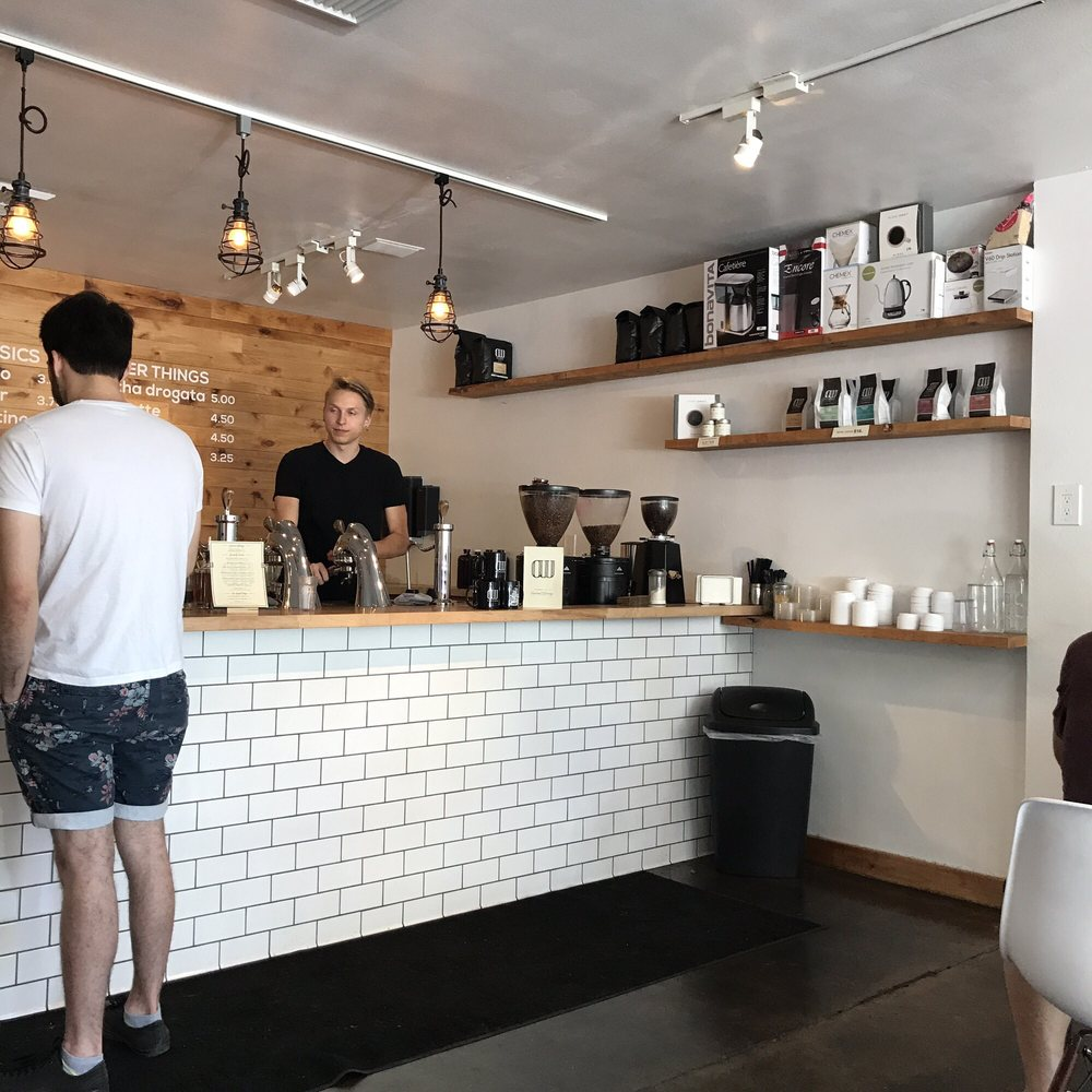 Old World Coffee Lab - Midtown