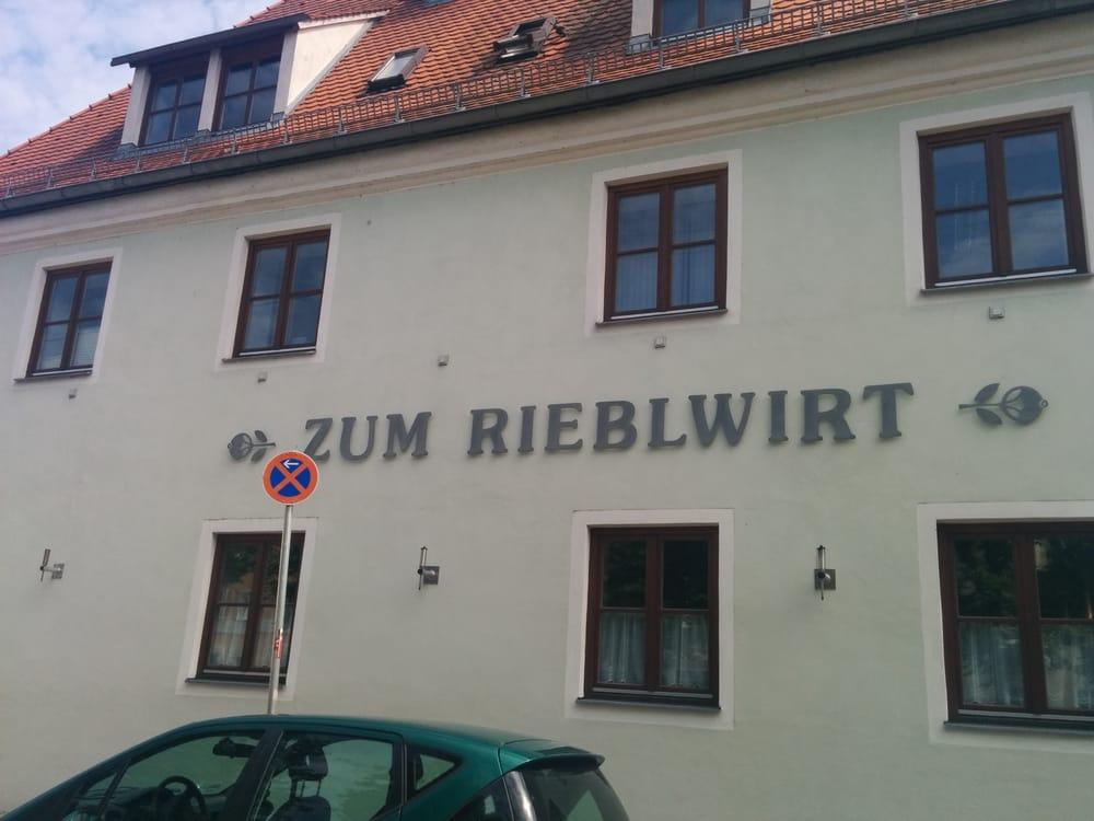 Zum Rieblwirt - Bavarian - Freyung 631, Landshut, Bayern, Germany ...