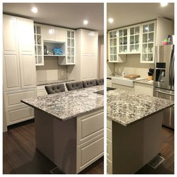 Perfect Photo Of Abc Cabinet U0026 Granite   Chantilly, VA, United States. Bianco Antico
