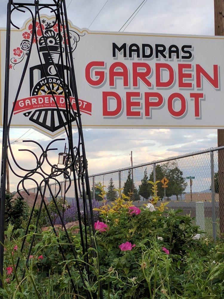 Madras Garden Depot: 1665 N US Hwy 26, Madras, OR