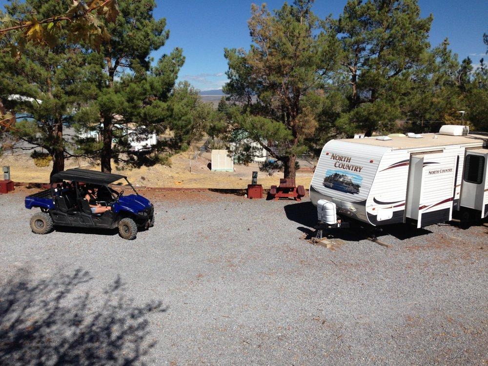Pioche RV Park & Campground: 462 Bush St, Pioche, NV