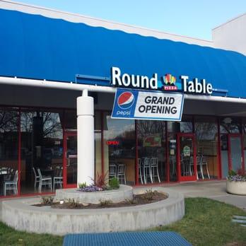 Round Table Buffet Pizza Restaurant Pizza 310 Bernal Ave