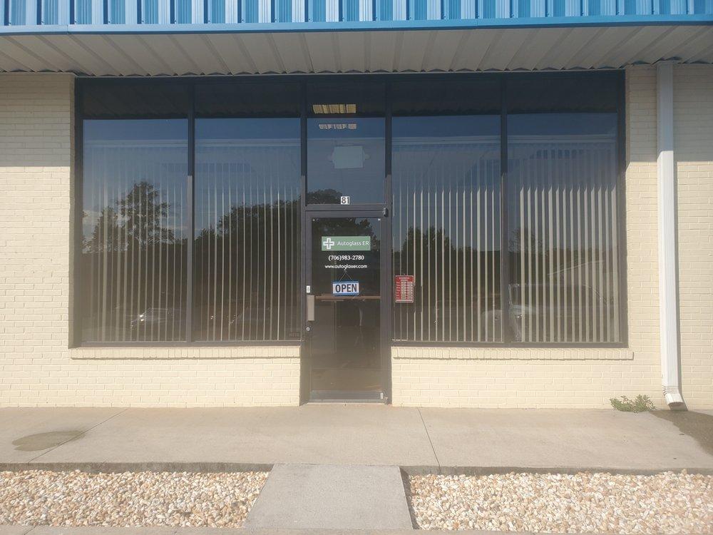 Autoglass ER: Hoschton, GA
