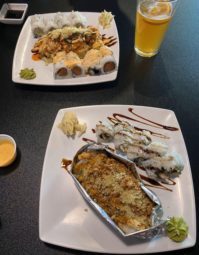 Rock-n-Roll Sushi: 504 Broad St, Gadsden, AL