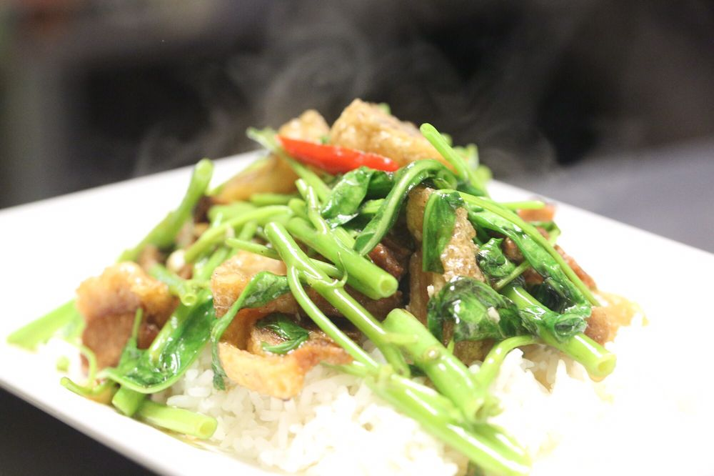 Social Spots from Manow Thai Kitchen