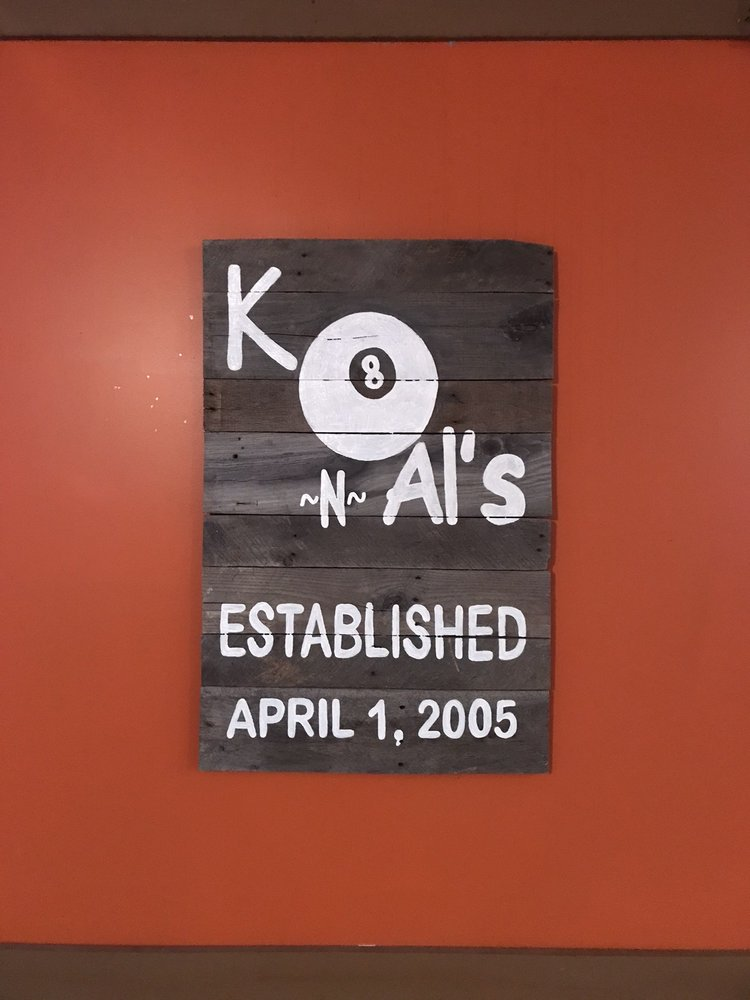 Kate & Al's Bar & Grill: 105 S Main St, Gibsonburg, OH