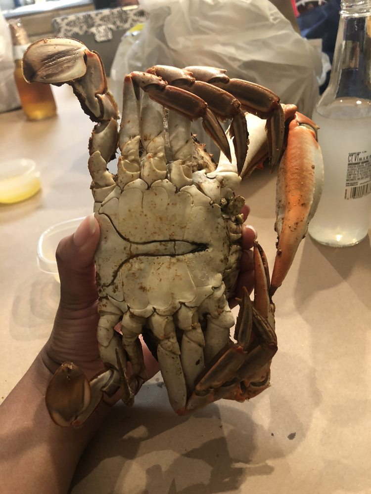 The Crab Stop: 1405 Sulphur Spring Rd, Arbutus, MD