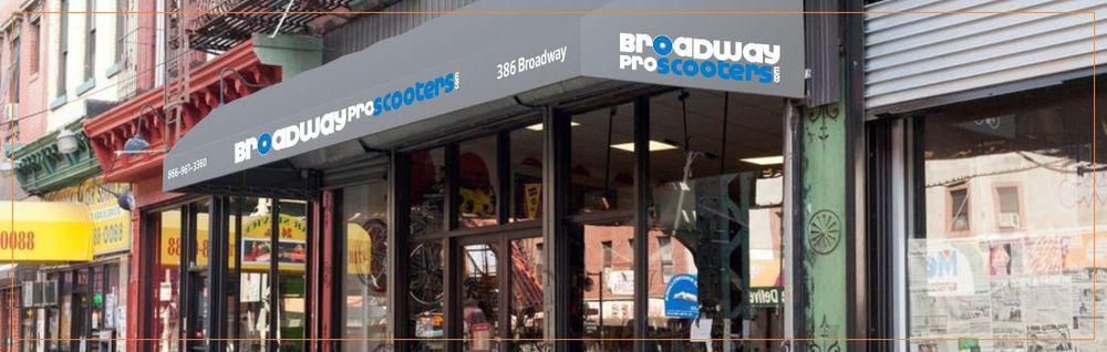 Broadway Pro Scooters: 386 Broadway, Brooklyn, NY