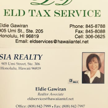Eld services 19 photos 905 umi st kalihi honolulu hi phone photo of eld services honolulu hi united states business cards important reheart Gallery
