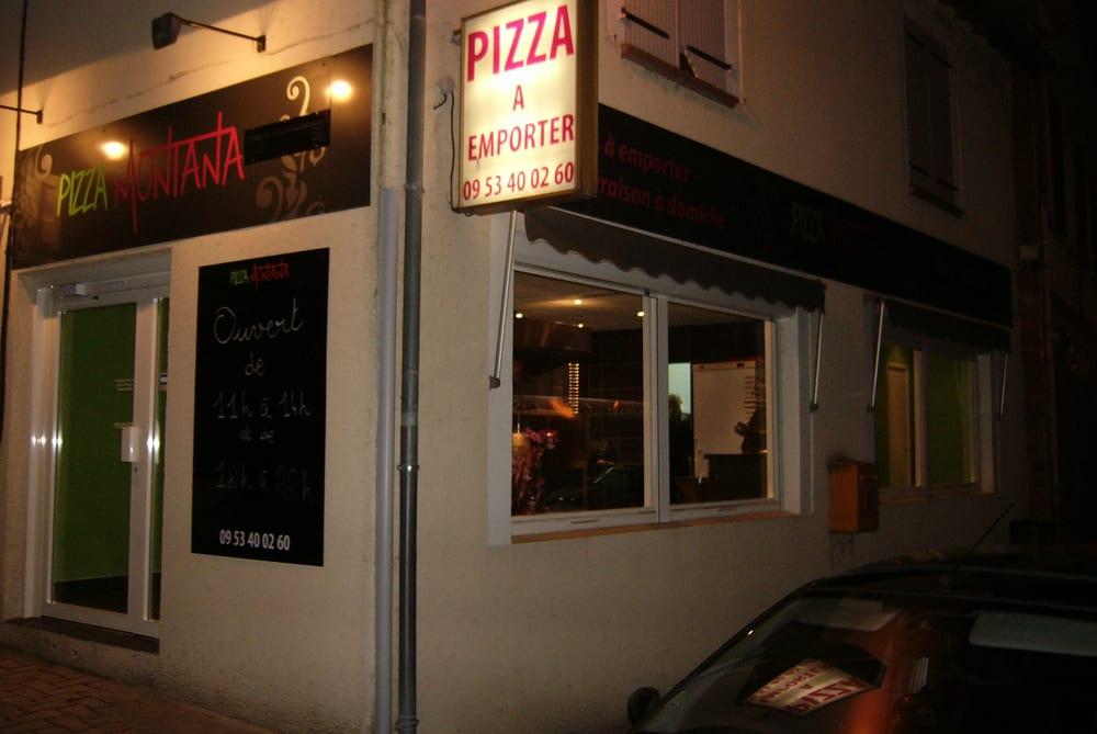 pizza montana italian 1 place de la r sistance saint. Black Bedroom Furniture Sets. Home Design Ideas