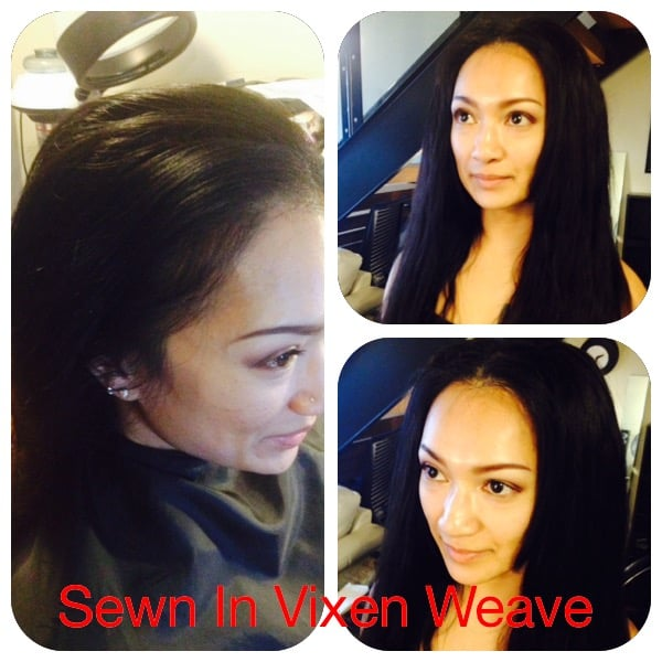 Vixen Sewn In Weave On Asian Hair Yelp