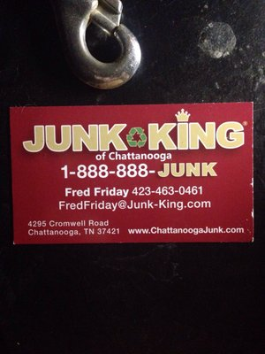 Junk King Chattanooga 4295 Cromwell Rd Chattanooga, TN Junk Removal