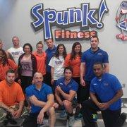 in ny fitness Spunk newark