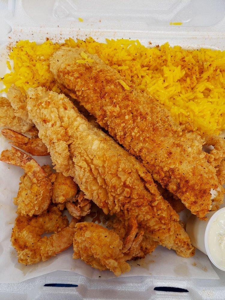 Riverside Express Seafood: 130 E Memorial Blvd, Lakeland, FL