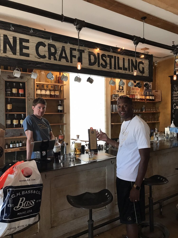 Maine Craft Distilling: 7 Mill St, Freeport, ME