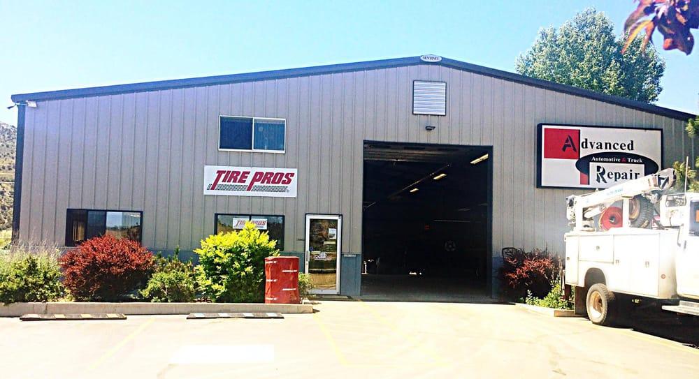 Advanced Automotive & Truck Repair: 1525 Enterprise Ct, Rifle, CO