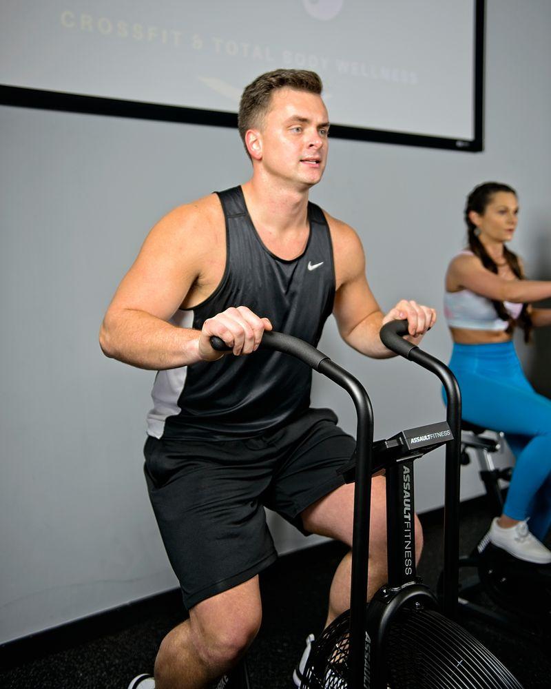 RISE: CrossFit Mount Pleasant & Total Body Wellness