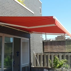 Photo Of Edge Signs U0026 Awnings   Staten Island, NY, United States.  Retractable. Retractable Awning Wall Mount