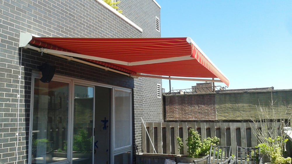 Beau Photo Of Edge Signs U0026 Awnings   Staten Island, NY, United States.  Retractable