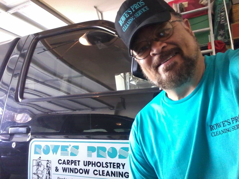 Rowe's Pros Window Cleaning: Beaumont, CA