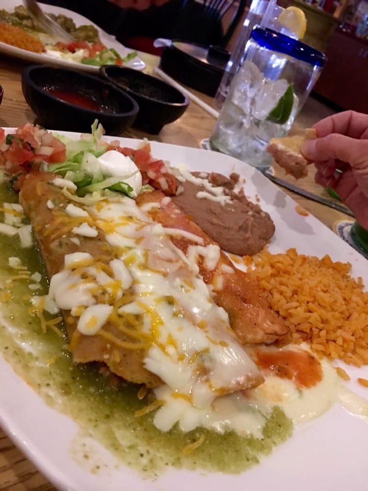 Mexican Restaurants Near Fayetteville Ar
