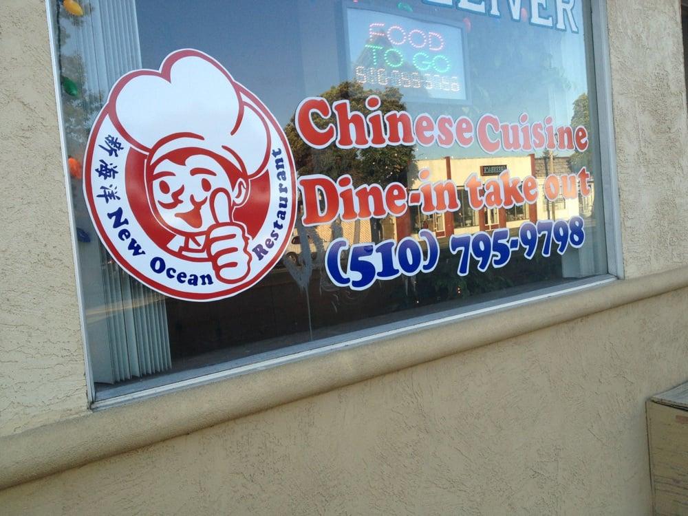 Chinese Food Near Newark Ca