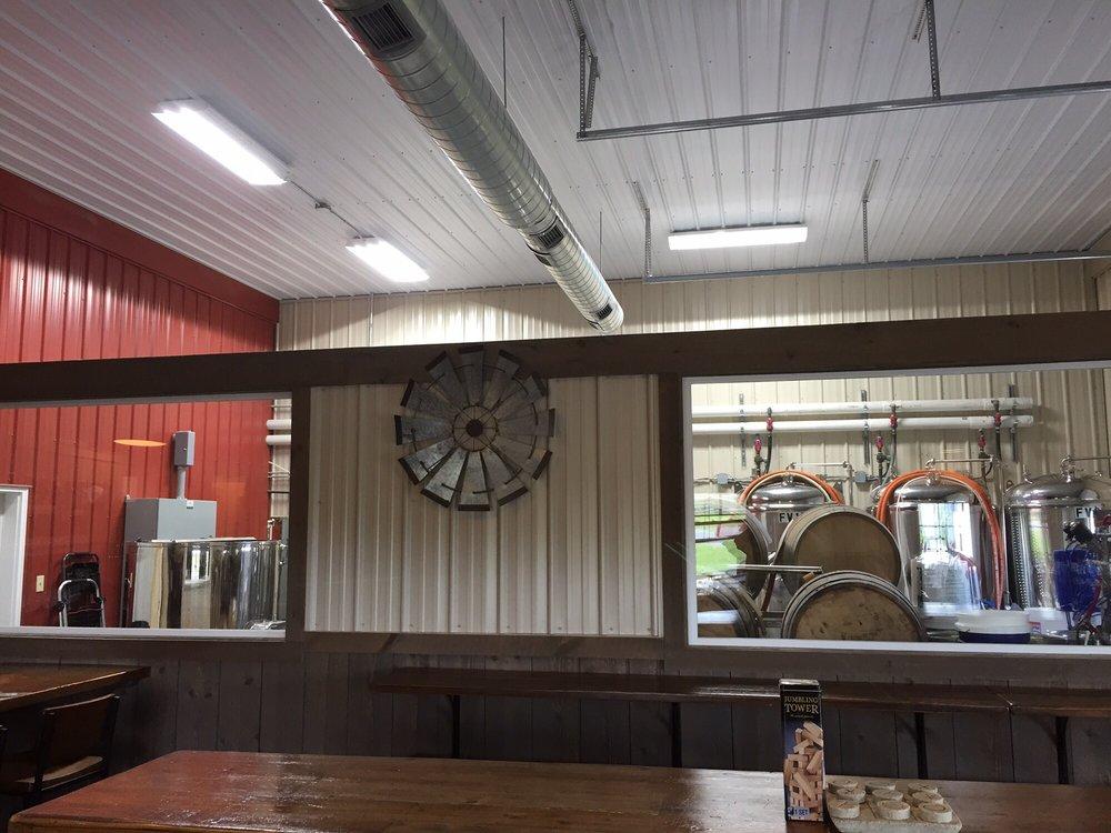 Great Valley Farm Brewery: 60 Great Valley Ln, Natural Bridge, VA