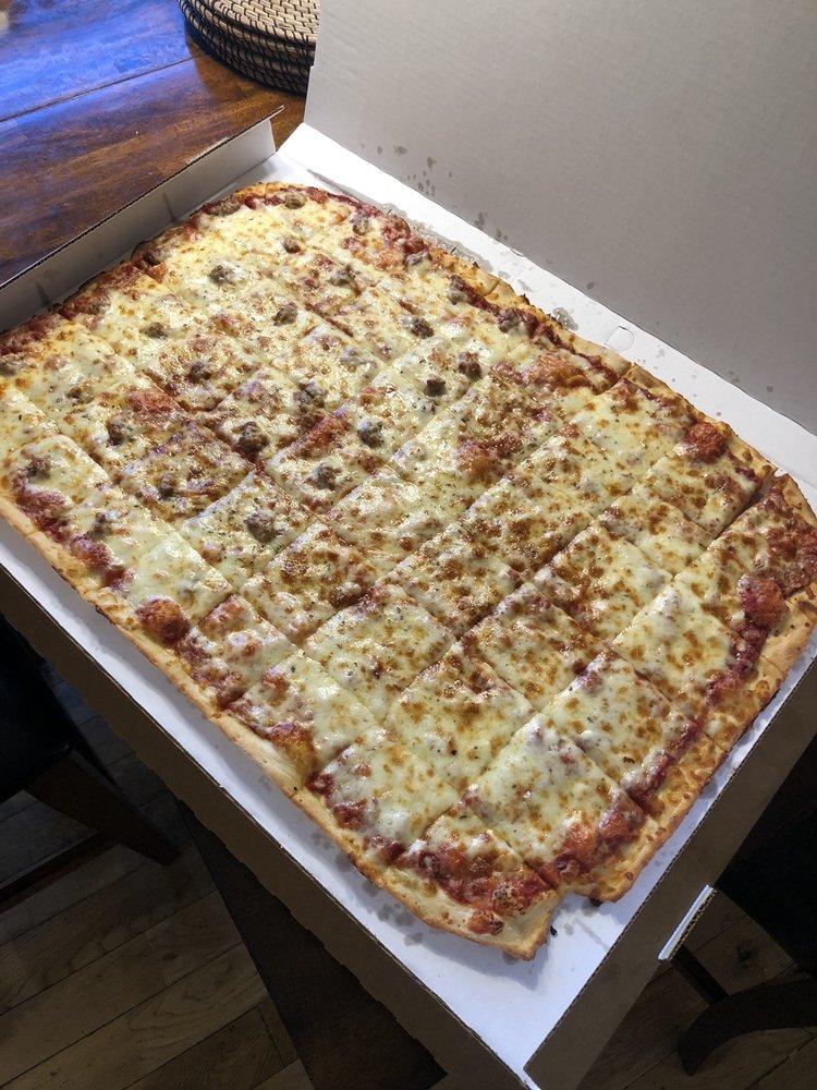 Silvano's Pizza: 51 W 1st St, Manteno, IL