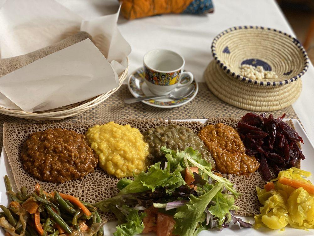 Tiru Ethiopian Restaurant: 2630 Orchard St, Lincoln, NE