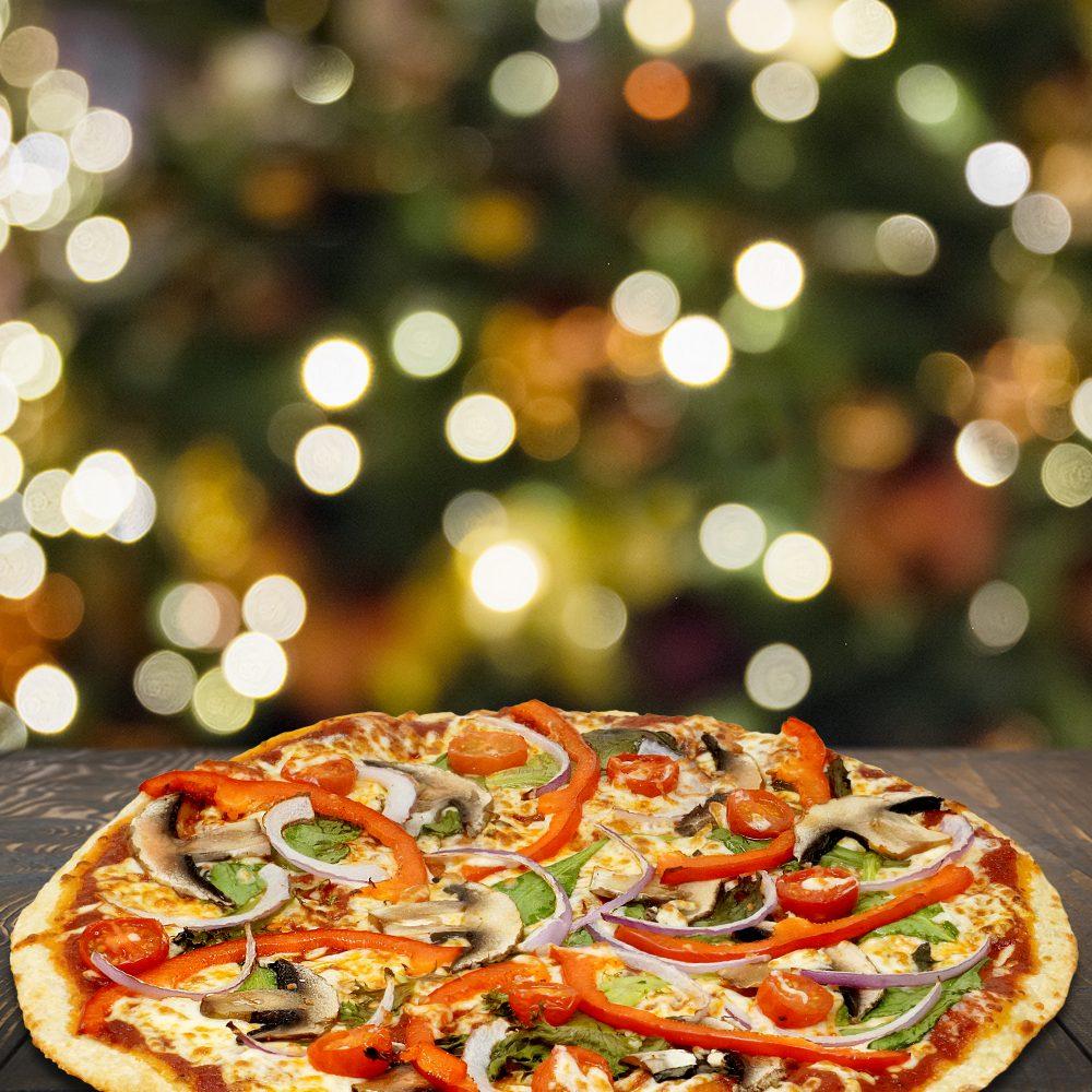 Freshslice Pizza: 1512 Central Ave, Grand Forks, BC