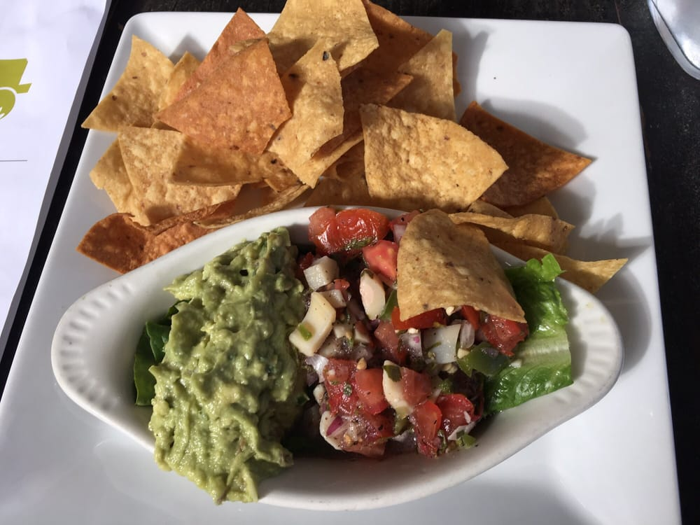 Vegan ceviche and guacamole yelp for Annapurna cuisine los angeles