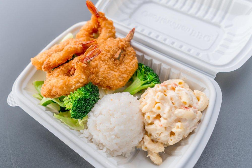 Food from Ono Hawaiian BBQ