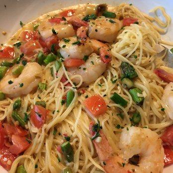 Photo Of Olive Garden Italian Restaurant   Warwick, RI, United States.  Shrimp Scampi
